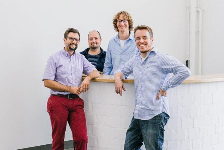 """""""Als wir gegründet haben, waren wir eines der wenigen Startups in der Region"""""""