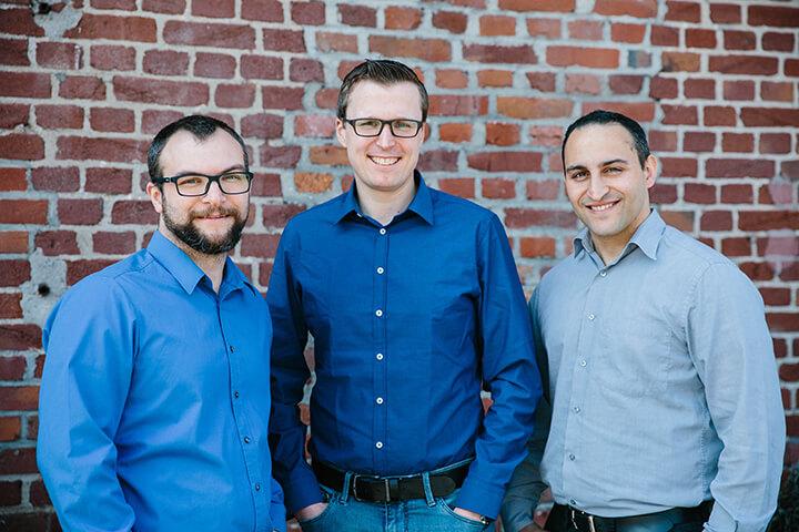 Über drei Wissenschaftler, die Metalle verbiegen