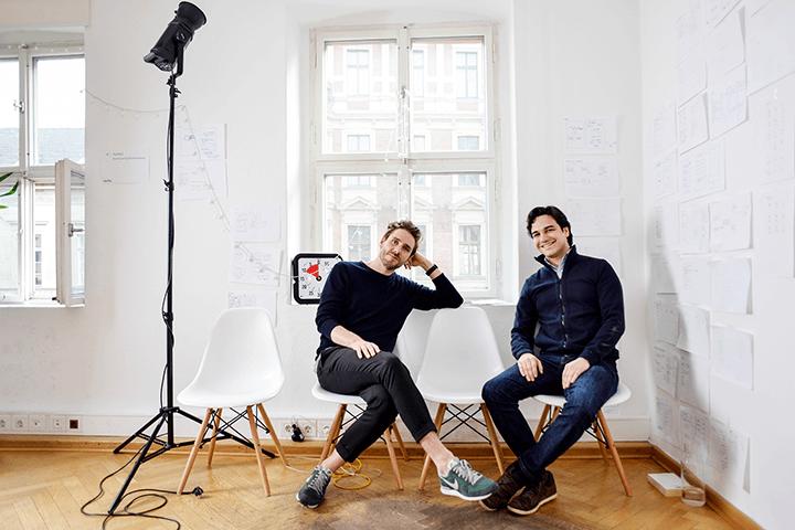 Taxfix sammelt 65 Millionen ein – HTGF investiert in Storybox