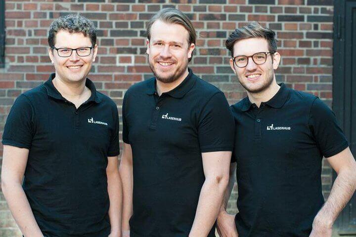 Ein Startup, das Blechteile in Investorengold verwandelt