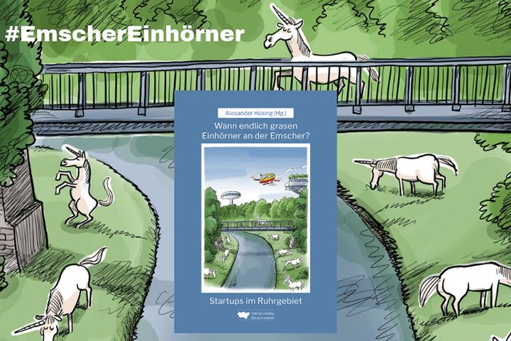 #EmscherEinhörner – Eine Podcast-Lesung