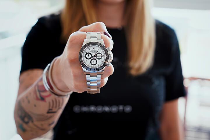 """#Interview """"Natürlich ist Chrono24 im Markt vorne. Davon lassen wir uns aber nicht abschrecken"""""""