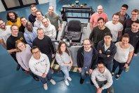 Ein Startup, das autonom fahrende Kehrmaschinen losschickt