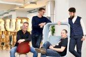 Ein millionenschweres Startup, das ohne Büro auskommt