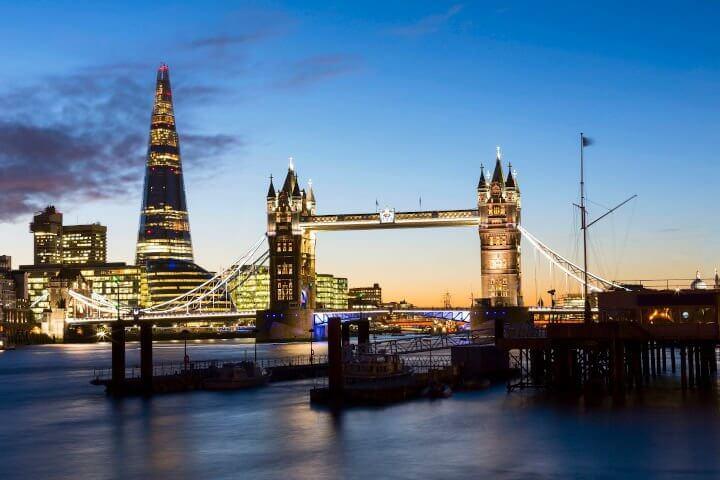 Deutschland und Großbritannien treiben den europäischen Technologiesektor voran