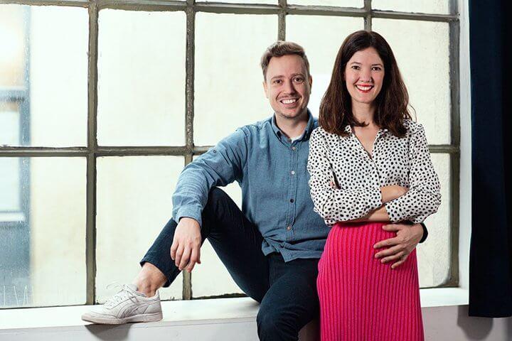 Ein Startup, das Abos für Online-Sexkurse verkauft