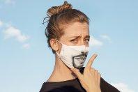 Ein Startup, das nur lustige Masken verkauft