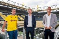 Ein Startup, auf das Borussia Dortmund total steht