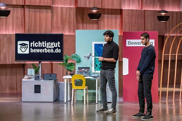 richtiggutbewerben.de – wie viele Drogen-Witze verträgt ein Pitch?