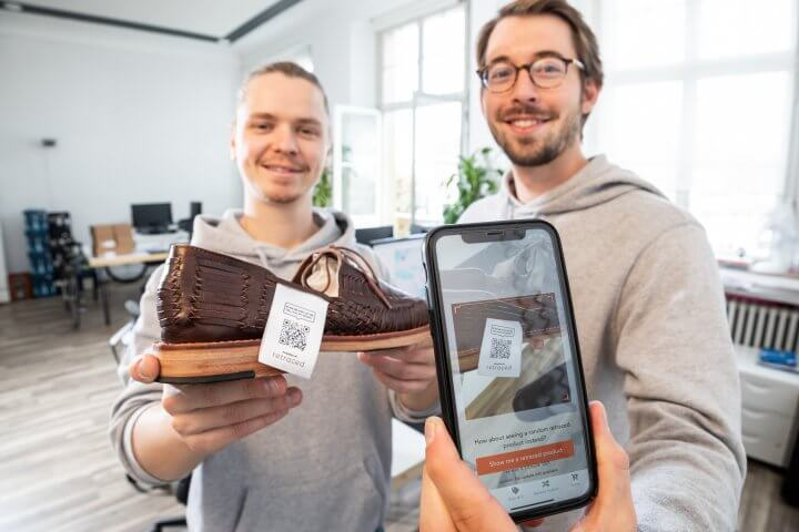 Wie ein Startup mit Blockchain und Nachhaltigkeit die Modewelt revolutionieren will