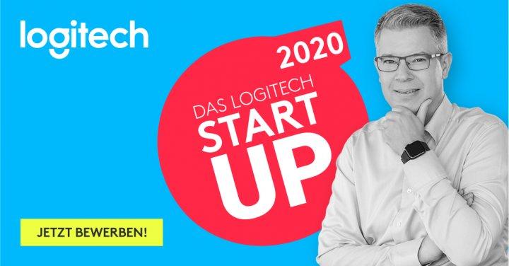 """Logitech und Frank Thelen suchen den """"Startup Partner 2020"""""""