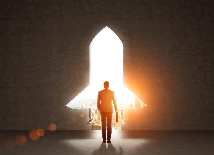 5 neue Startups, die gerade so richtig abheben