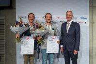 """Digitale Innovationen in der Pflege: Servier verleiht """"i-care-Award"""" 2021 beim Deutschen Pflegetag"""