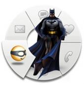 Batman bei Combots