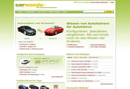 Sixt e-ventures startet carmondo