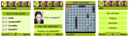 qeep bietet Live-Spiele für unterwegs