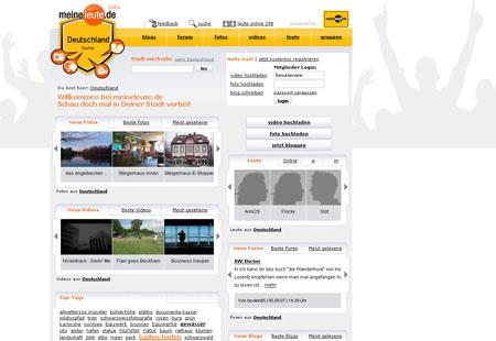 allesklar.com startet meineleute.de