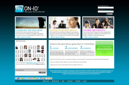 myON-ID kümmert sich um das digitale Image