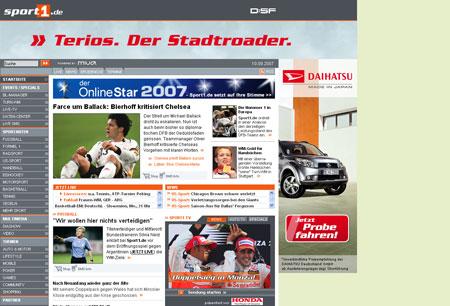Samwer-Brüder steigen bei Internet-Plattform Sport1 ein