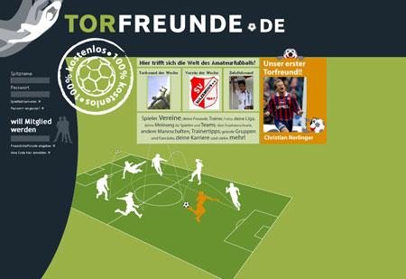 Torfreunde.de, MeinSportplatz und yocapi buhlen um Sportler