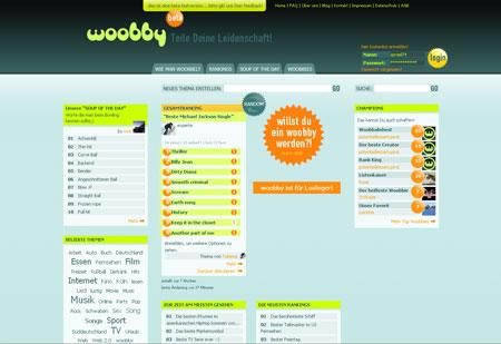 woobby legt los