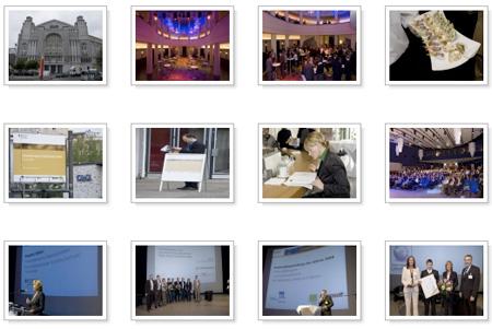 Jede Menge Preise auf dem Gründerkongress 2008