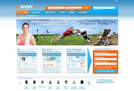 Neuer Glanz für sportme