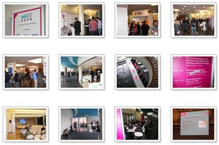 Fotogalerie: Web 2.0 Expo