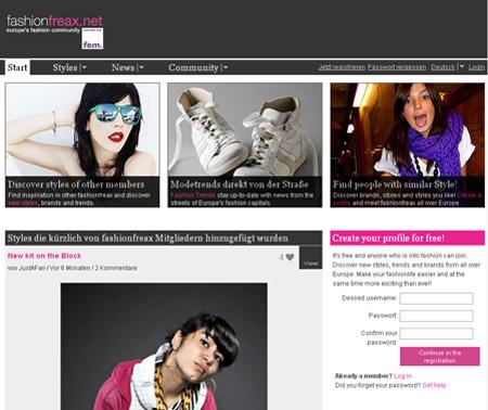 Mode-Community FashionFreax zeigt ihr neues Gewand