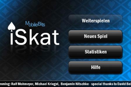 MobileBits spielt Skat