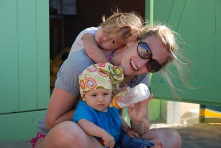 """Gründerinnen. """"Männer trauen sich noch nicht so an Familienthemen"""" – Tanja zu Waldeck von netmoms"""