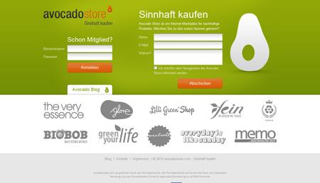 Qype-Gründer Uhrenbacher startet den Avocado Store – einen Internet-Marktplatz für nachhaltige Produkte