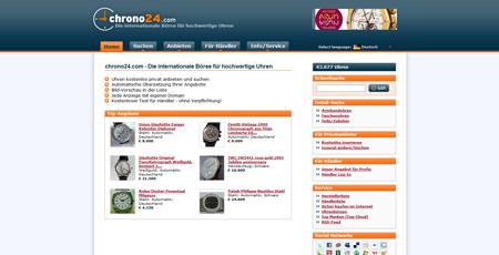 mentasys-Macher übernehmen Uhren-Marktplatz Chrono24.com