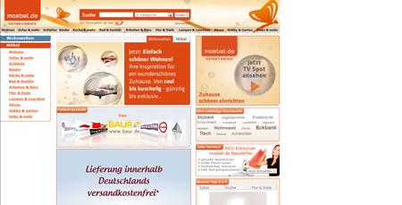 moebel.de auf der Überholspur