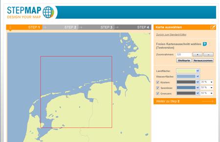 Quantensprung: Landkartendienst Stepmap bändelt mit dpa an