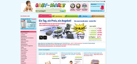 Tengelmann steigt beim Online-Shop Baby Markt ein