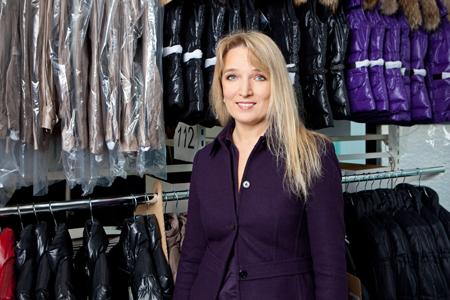 """Gründerinnen. """"Ich treibe Dinge gerne voran, setze sie zügig um"""" – Renata DePauli von Herrenausstatter.de"""