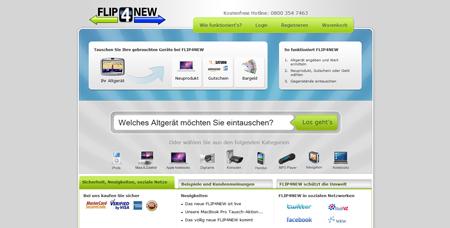 Xing-Gründer Lars Hinrichs investiert in Flip4new