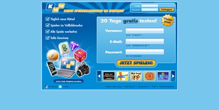 Neuer Schwung für Web-Dino K1010