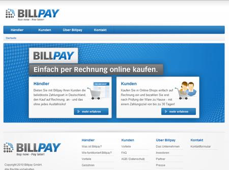 Spannung pur: Rechnungs-Bezahlsysteme erobern die deutsche Onlineshopping-Welt