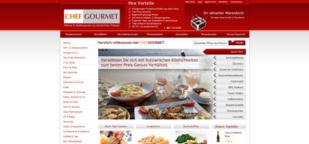 Für Leckerschmecker: Bei Chefgourmet gibt\'s Delikatessen