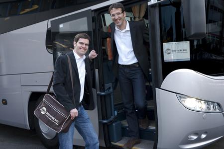 Grupo Intercom investiert in Deutsche Bus – Start-up bringt Gruppen nervschonend ans Ziel