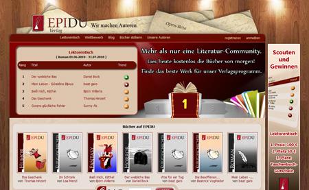 Bei Epidu entscheiden die Leser