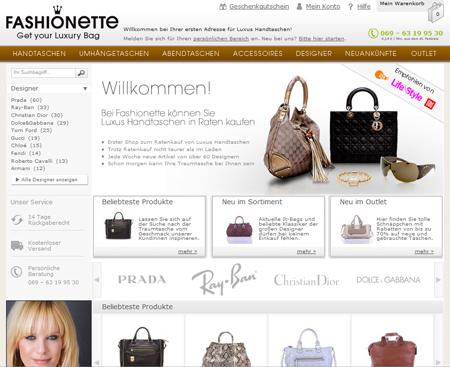 Neue Finanzspritze für Fashionette
