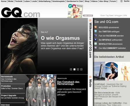 Junge Unternehmen gesucht: Condé Nast Verlag plant Zukäufe