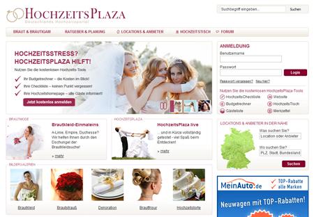 HochzeitsPlaza begleitet Brautpaare in den Hafen der Ehe – Hanse Ventures-Ableger startet