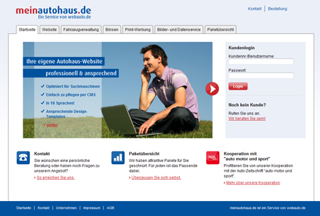 Motor Presse Stuttgart übernimmt Online-Automarkt webauto.de