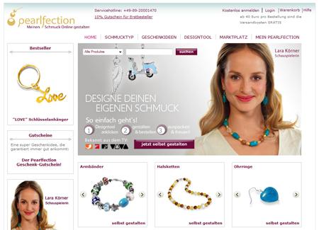 Ecommerce Alliance investiert in Schmuckshop Pearlfection
