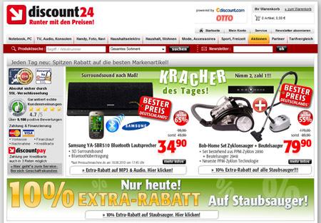 Notbremse: Handelsriese Otto schließt Discount24 und Yalook