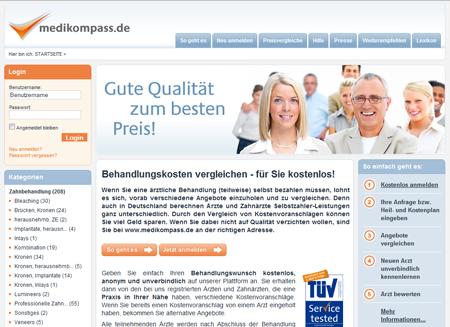 Ausstieg: Holtzbrinck veräußet seine medikompass.de-Anteile